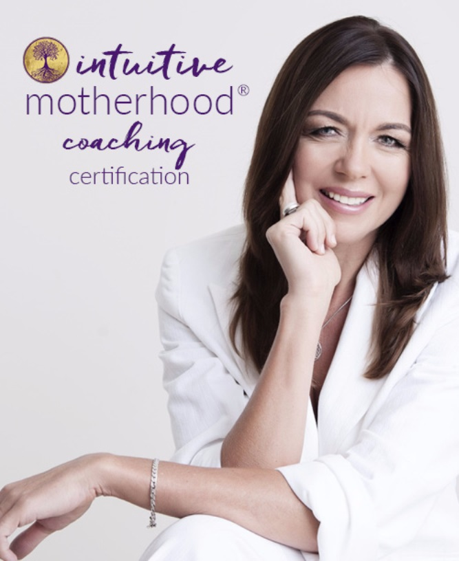 Intuitive Motherhood Coaching Certification Image