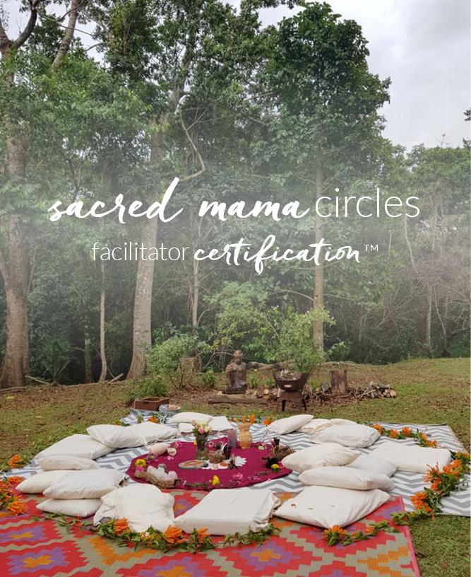 Sacred Mama Circles web image